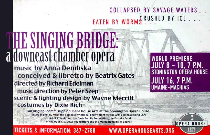 The Sining Bridge Poster